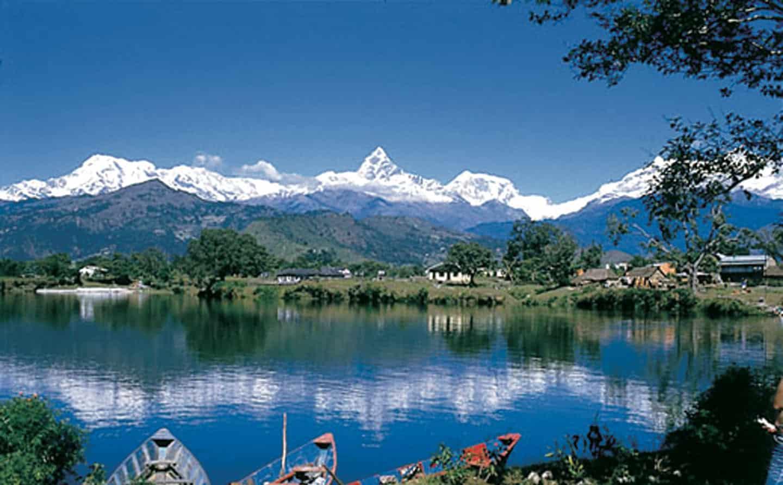 ネパールの風景